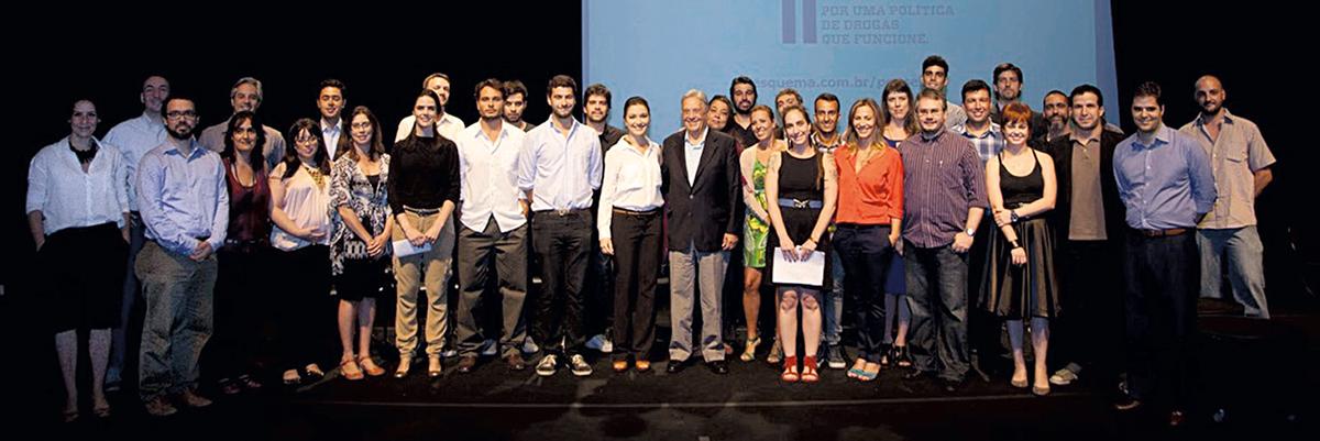 Lançamento da Rede Pense Livre, em 2012