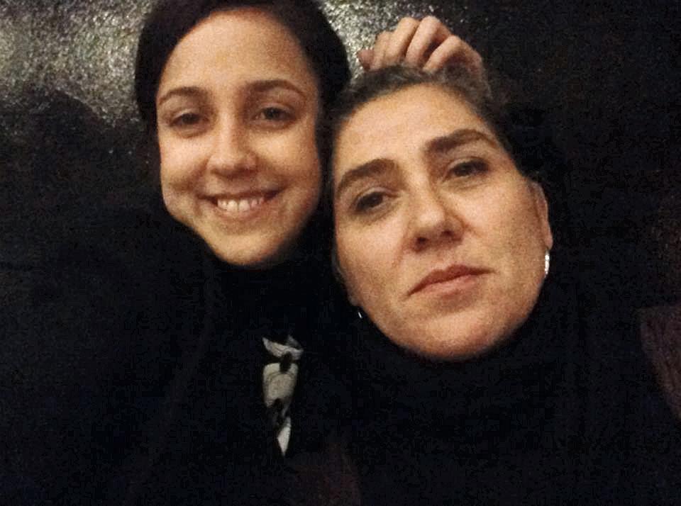 Com Camila Márdila