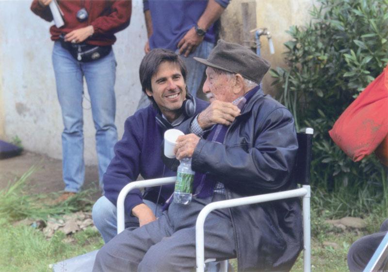 Com Alberto Granado