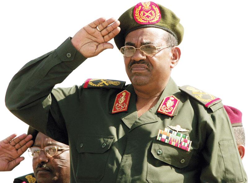 Omar al-Bashir, acusado de mentor da barbárie