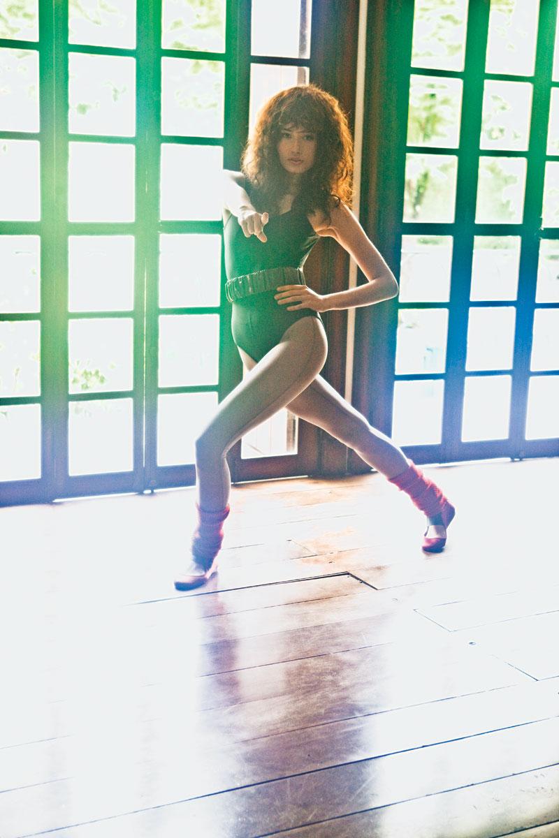 Body Body Jam R$ 164 Legging Mulher Elástica R$ 98 Cinto Lucy in the Sky R$ 111 Sapatilha Stella McCartney para Adidas R$ 199 Polaina Capézio R$ 17