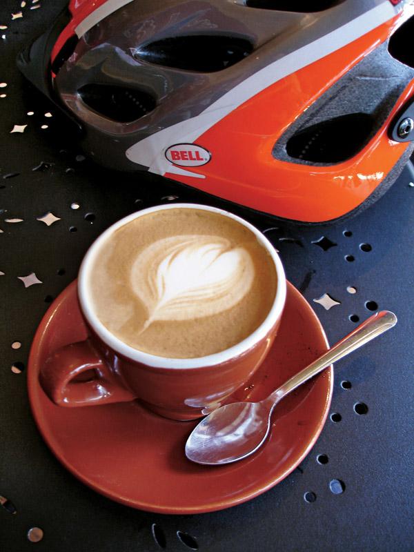 Cafezinho do Velo Rouge Cafe, o melhor