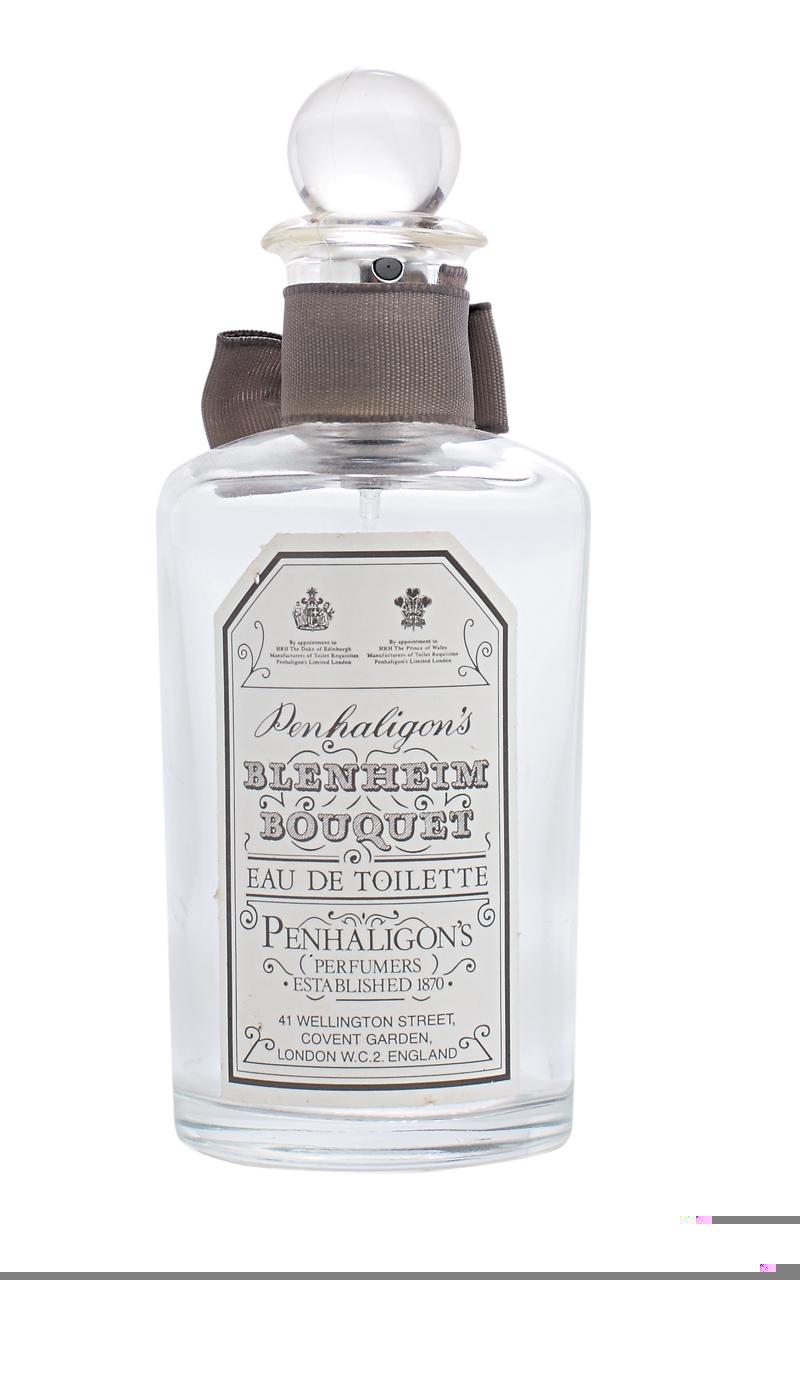 9. Perfume Penhaligons - É também usado pelo meu pai. Como não vende no Brasil, posso manter um cheiro exclusivo