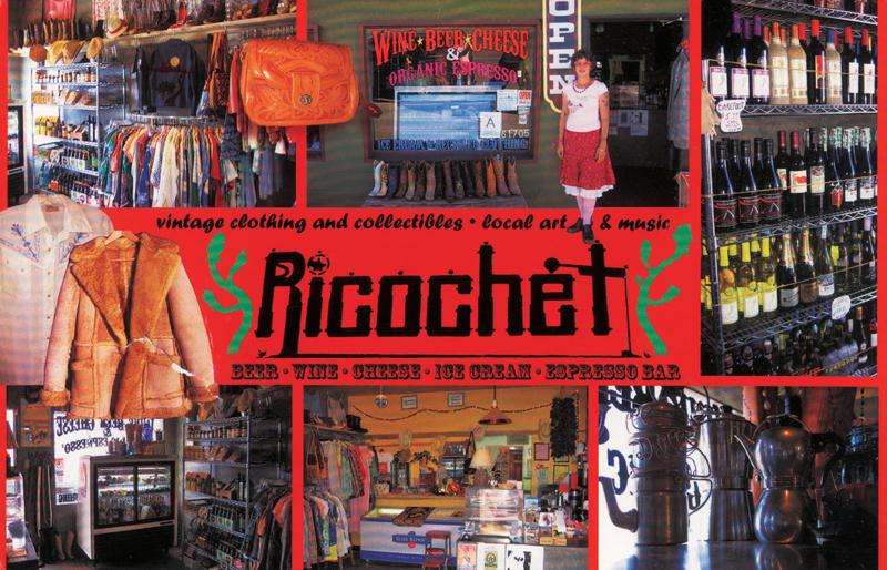 Ricochet, o ponto de encontro