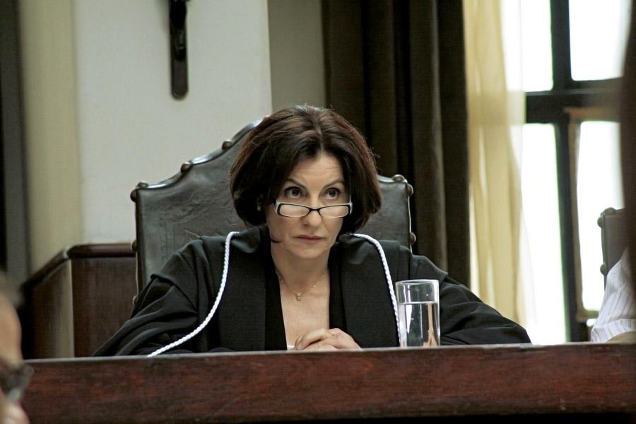 A juíza de Meu Nome não É Johnny (2008)