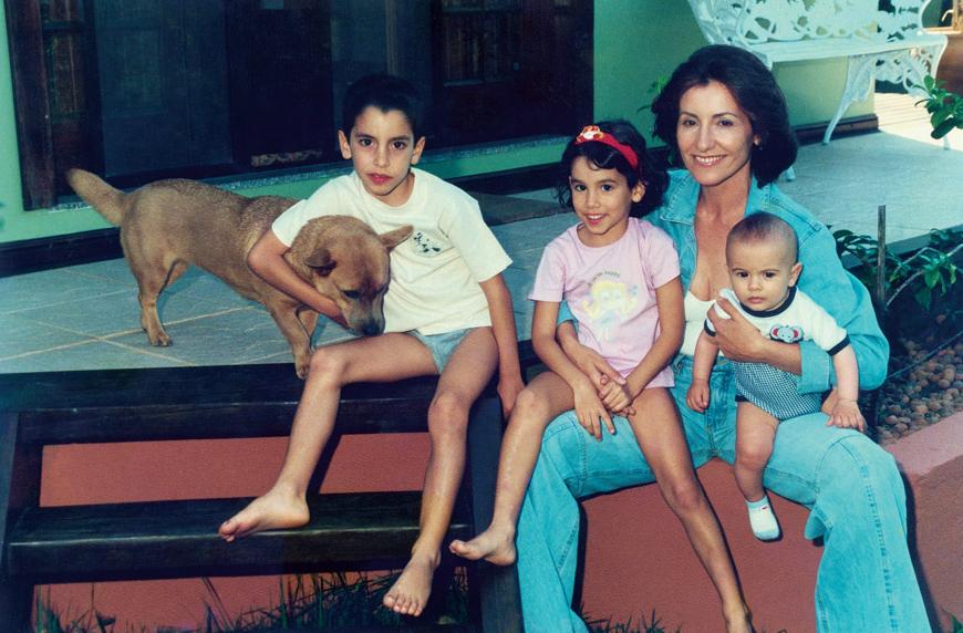 Blue jeans em 2003