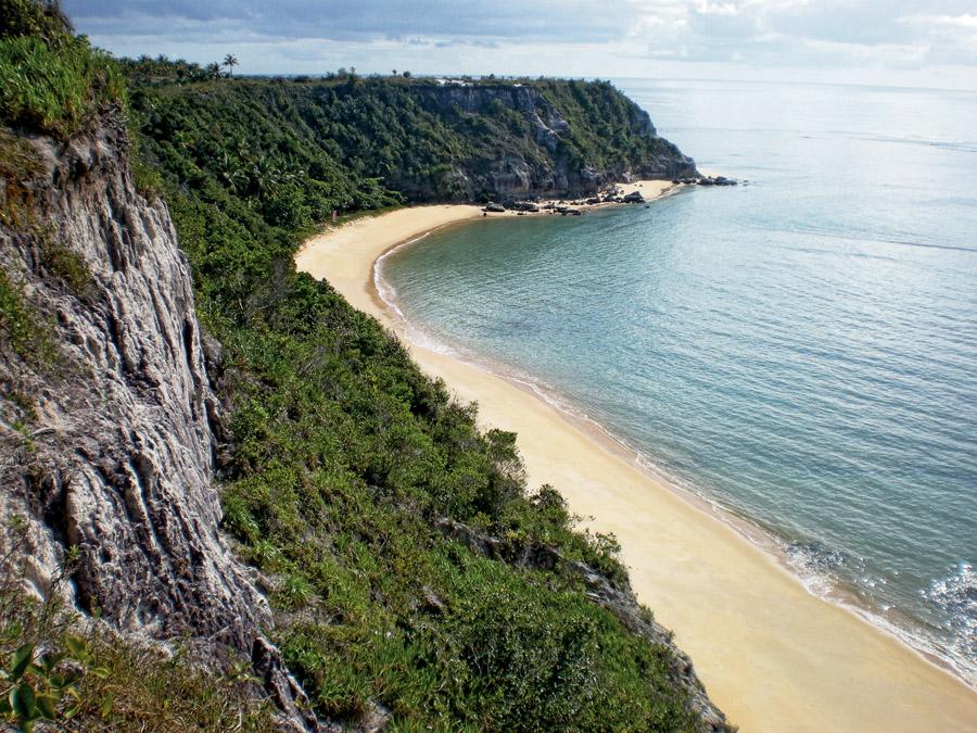 O litoral baiano à disposição