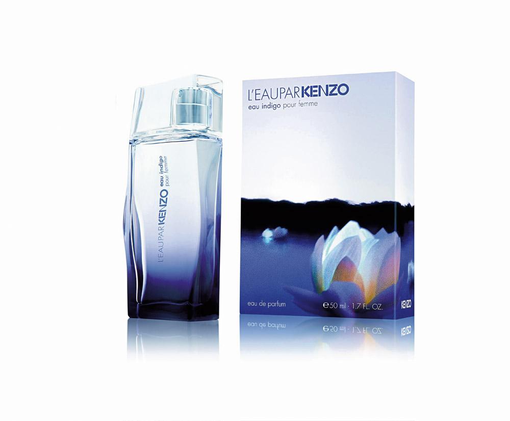 Cheirinho bom - Meu perfume é o L'eau par Kenzo. Adoro!