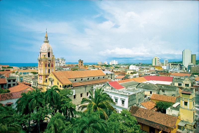 As igrejas de Cartagena