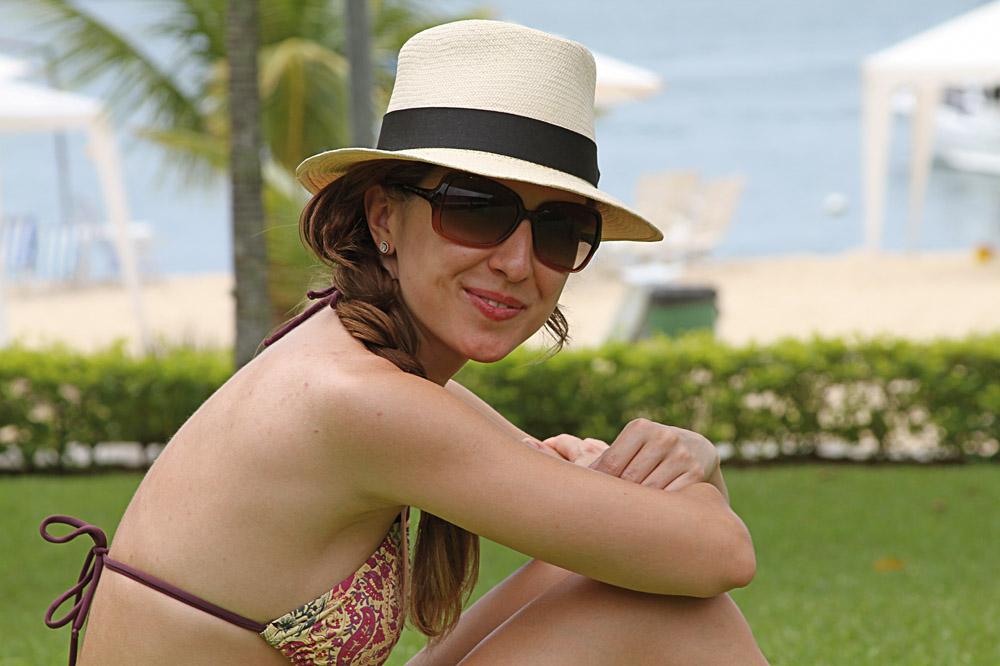 Constance Zahn, Tabatinga, RJ