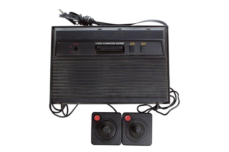 """Atari: """"Adoro jogos antigos."""""""