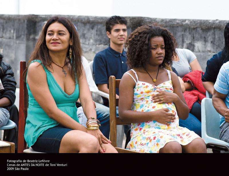 Dira com a atriz Erica Ribeiro