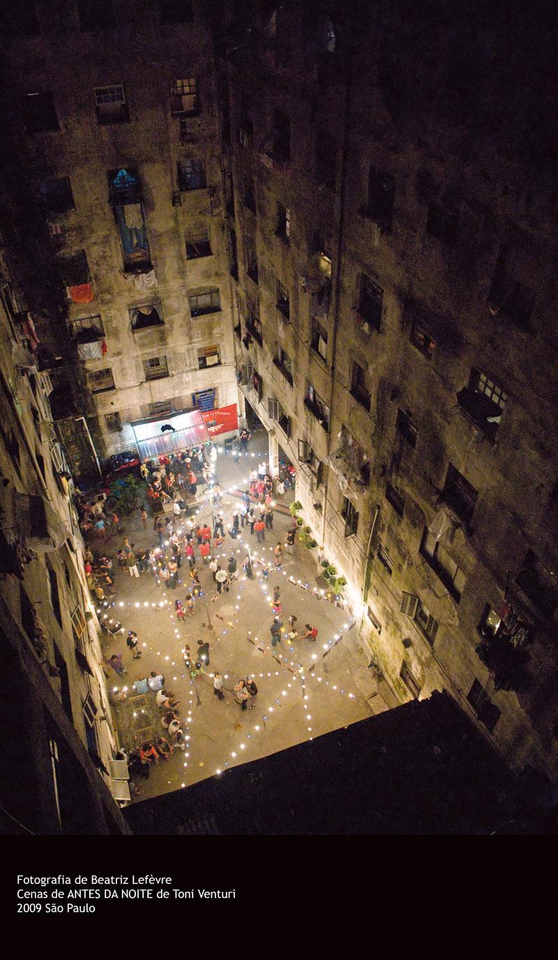 O edifício Prestes Maia, ocupado pelo MSTC, no centro de São Paulo