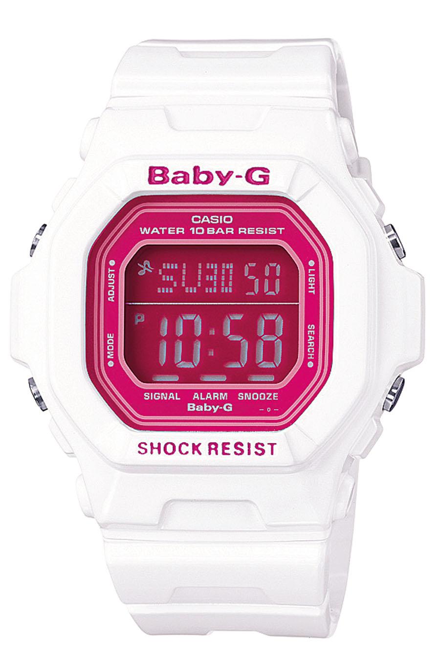 Baby-G, R$ 410. Casio, (11) 2539-2770