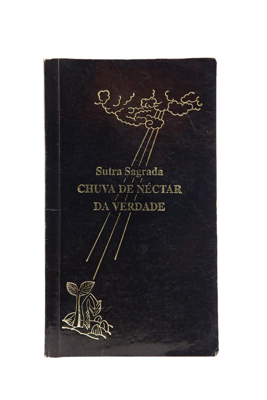 Livro - Esta é a minissutra sagrada, leio toda manhã, para começar bem o dia.