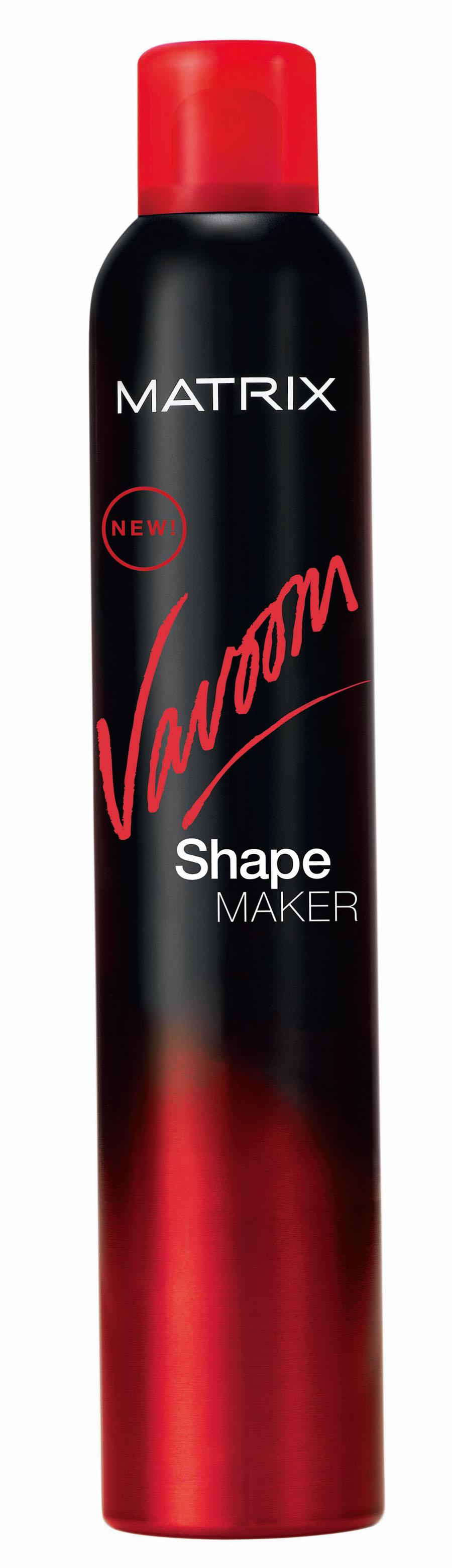 9- Matrix Spray Shape Maker Vavoom, R$ 66: garante volume e modela o cabelo ao mesmo tempo em que o deixa ultramacio. Matrix 0800-7017237