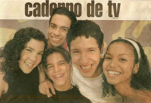 No programa Turma da Cultura, que era exibido ao vivo, ao lado de Mariana Elisabetsky, Luciano Amaral, Fabiano Augusto e João Victor