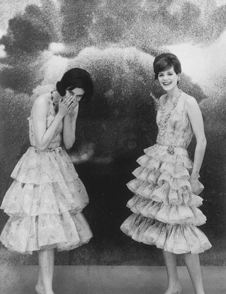 Vera Valdez e Mimi D'Arcangues