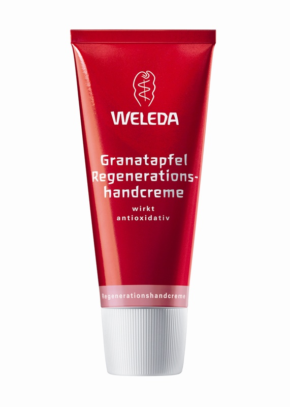 Weleda Hidratante para as Mãos de Romã Weleda, R$ 31,00 – Weleda 0800-7722777