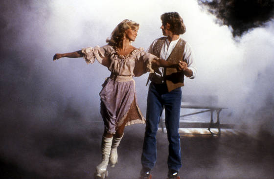 O clássico kitsch Xanadu, de 1980