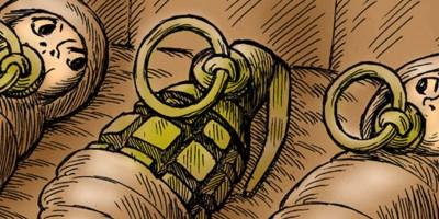 No front: jornalismo em quadrinhos