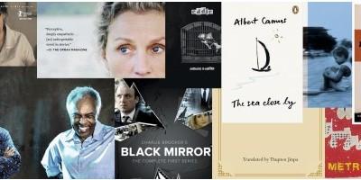 Que livro, filme, série ou show marcou o seu ano de 2015?