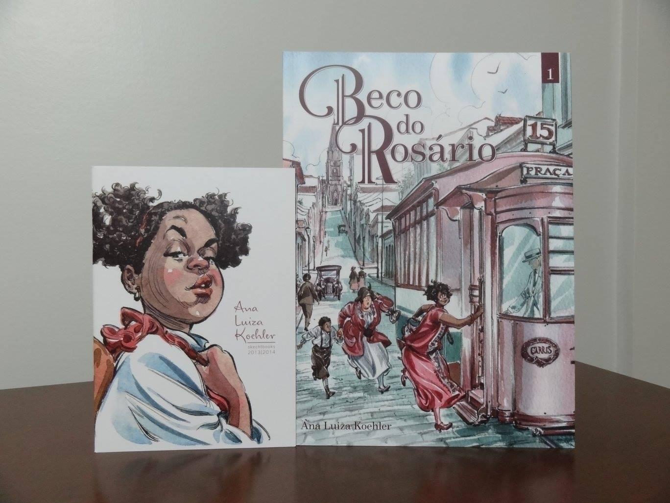 Beco do Rosário, de Ana Luiza Kohler