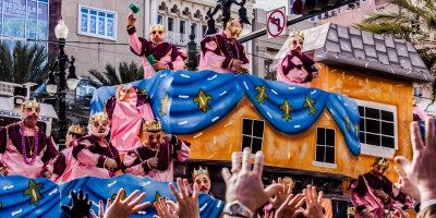 Carnaval é aqui, mas não só