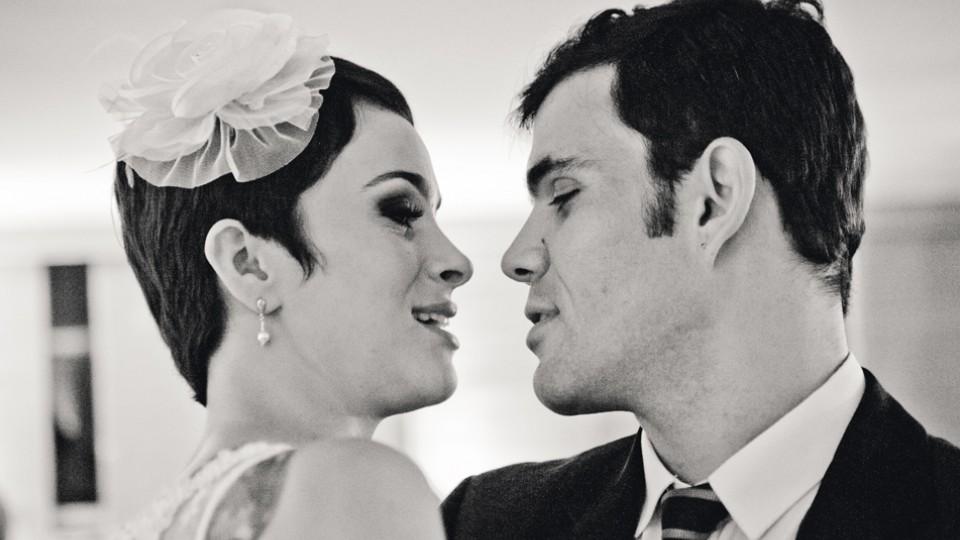 No casamento com a estilista Leticia Cazarré