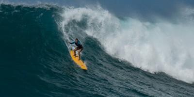 Raquel Heckert: uma guerreira no Havaí