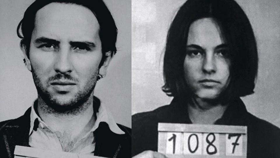 Os pais, Manoel e Lian, presos no Congresso da UNE em 1968
