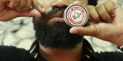O Lobo do Mar: produtos naturais para barbudos