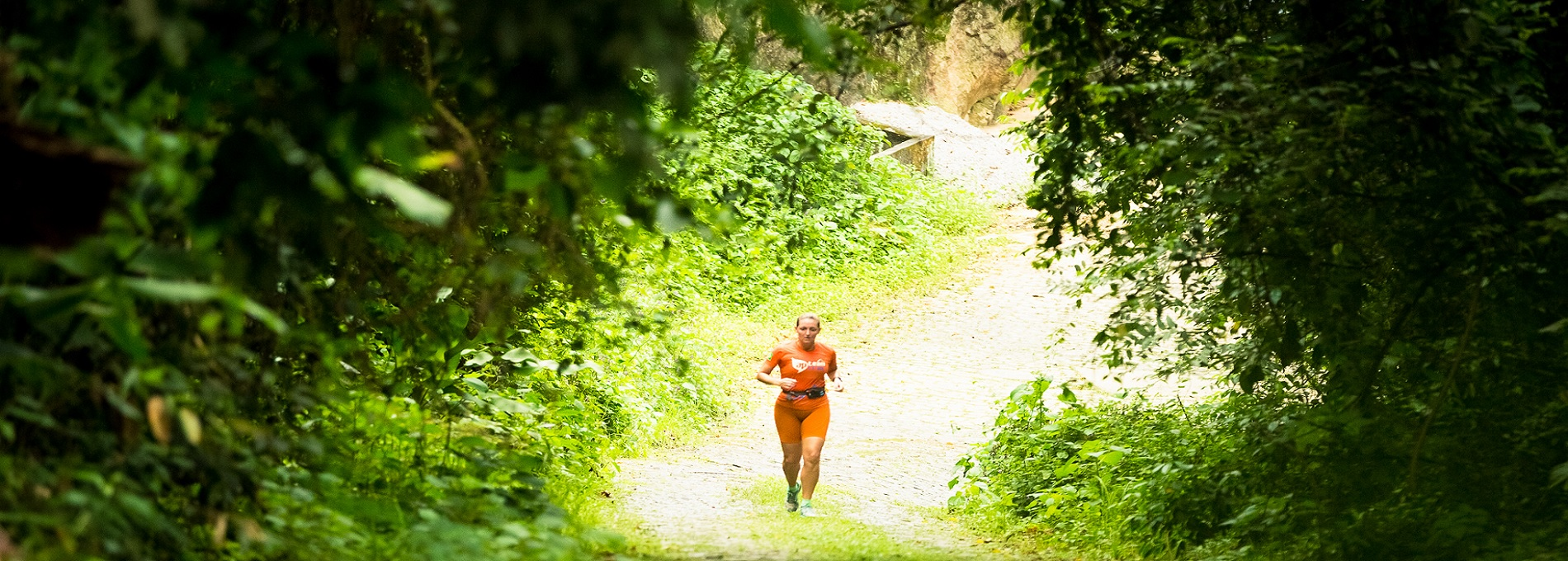 Corrida na montanha