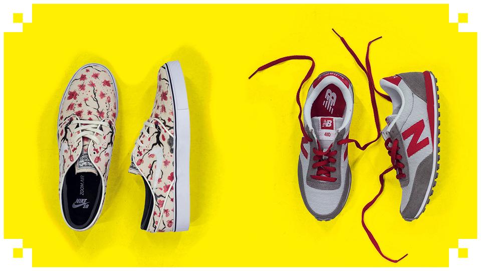 Adidas Nike entre e novo Balance estão entre Nike os melhores Tênis à venda ecb3c1