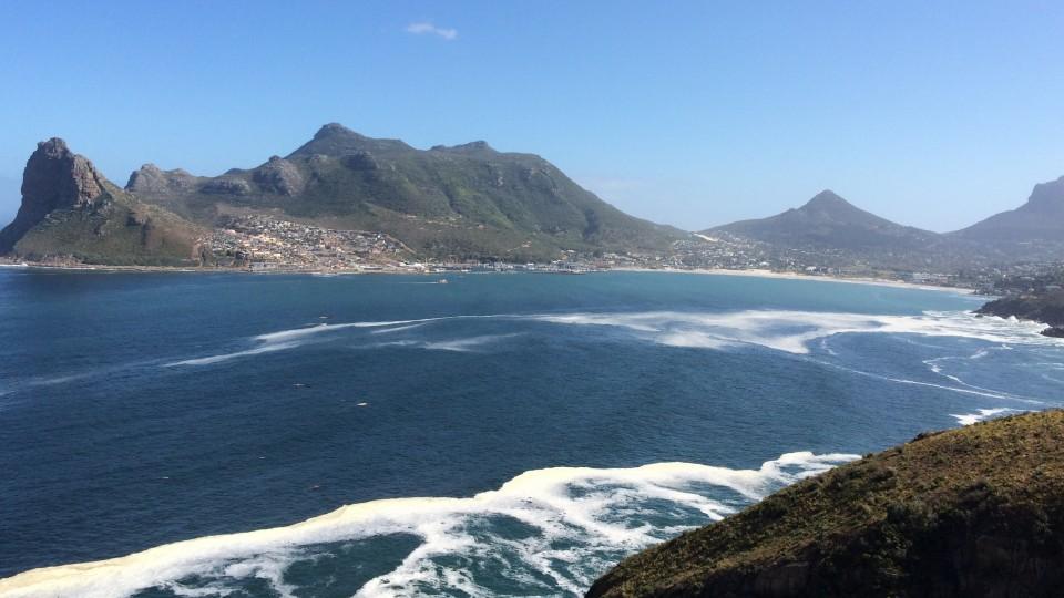 Cabo da Boa Esperança, na África do Sul