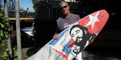 Vai pra Cuba (surfar)!