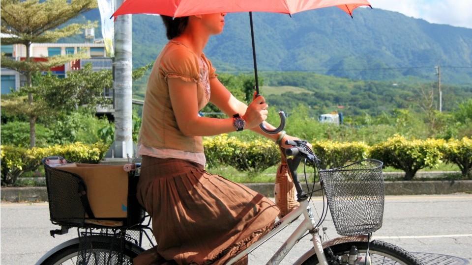 Pedalada em Taiwan