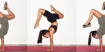 Moda na ioga