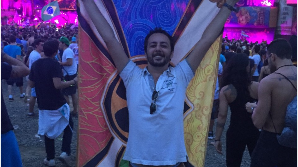 Roberto no Tomorrowland