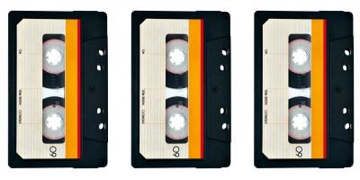 Artistas e gravadoras voltam a divulgar músicas em fita cassete