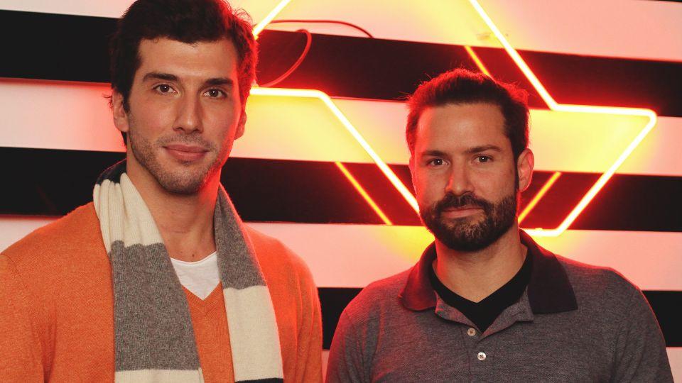 Rafael Vettori e Fabio Seixas, fundadores do Festival Path