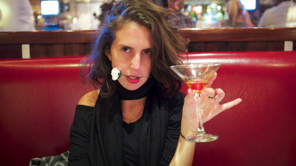 No restaurante Camine's em Nova York, em 2014