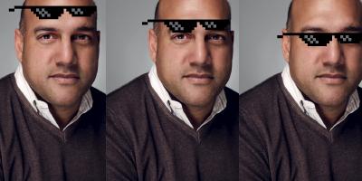 Salim Ismail, o diferentão