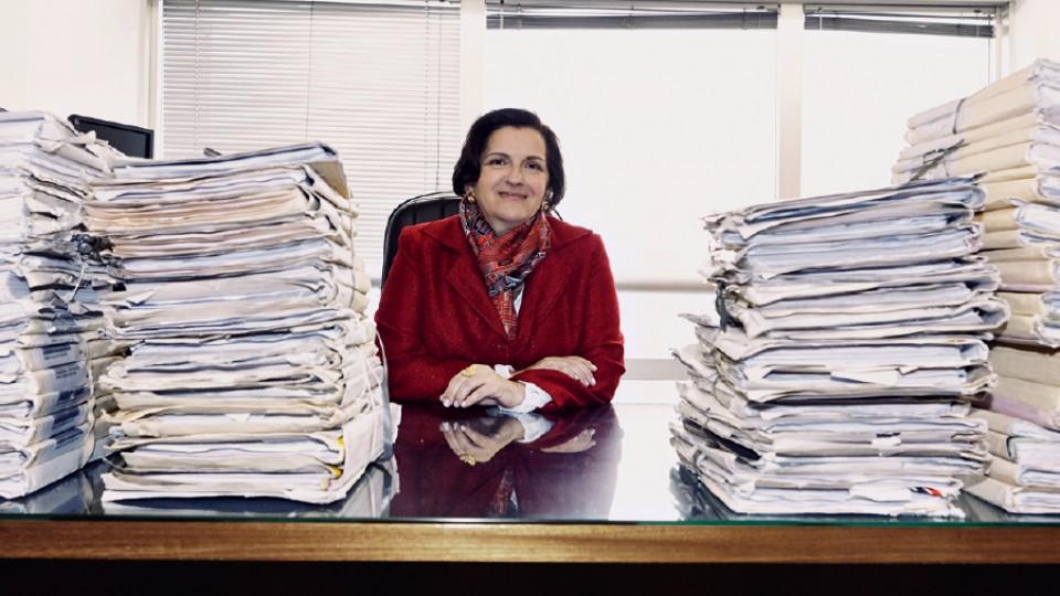 Em 27 anos de carreira, a juíza contabiliza 5483 decisões em processos