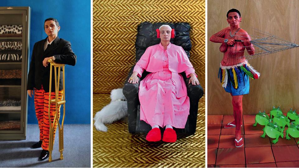O homem, 2011; A religião, 2011; O mito, 2011