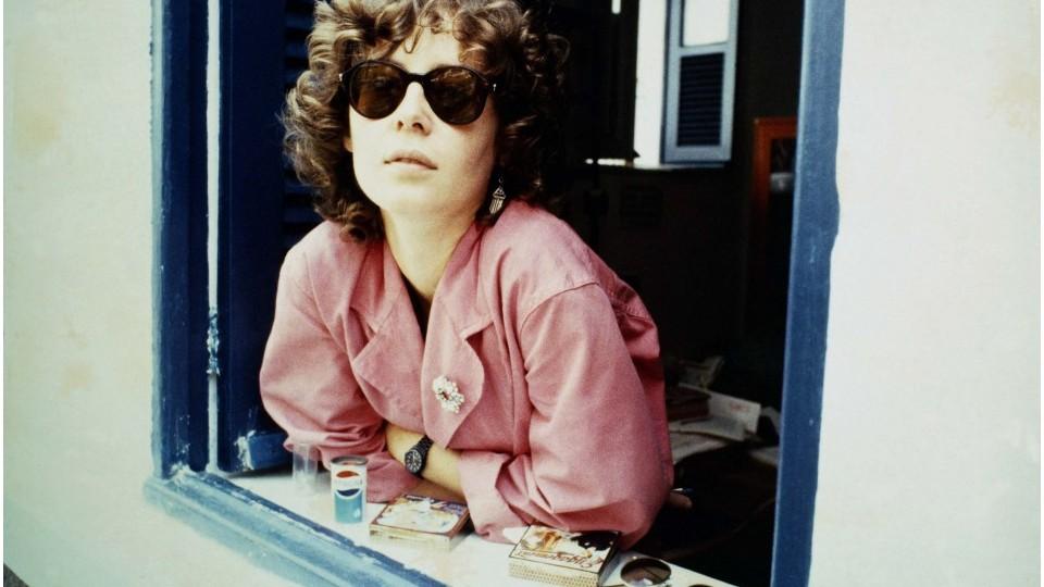 Ana Cristina Cesar, Rio de Janeiro, 1982
