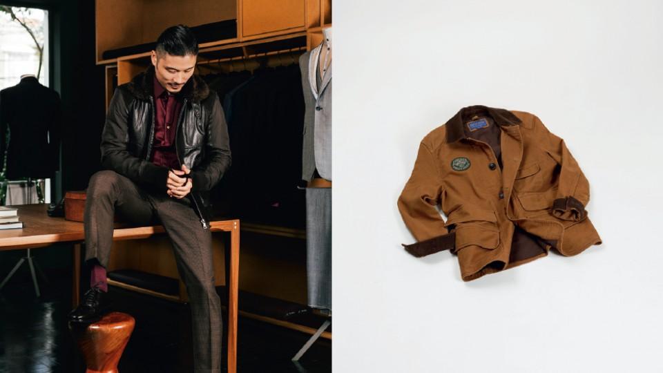 MODELO - Alexandre veste: Jaqueta acervo pessoal; Traje completo Alexandre Won. JAQUETA - Liberty Art Brothers R$ 578