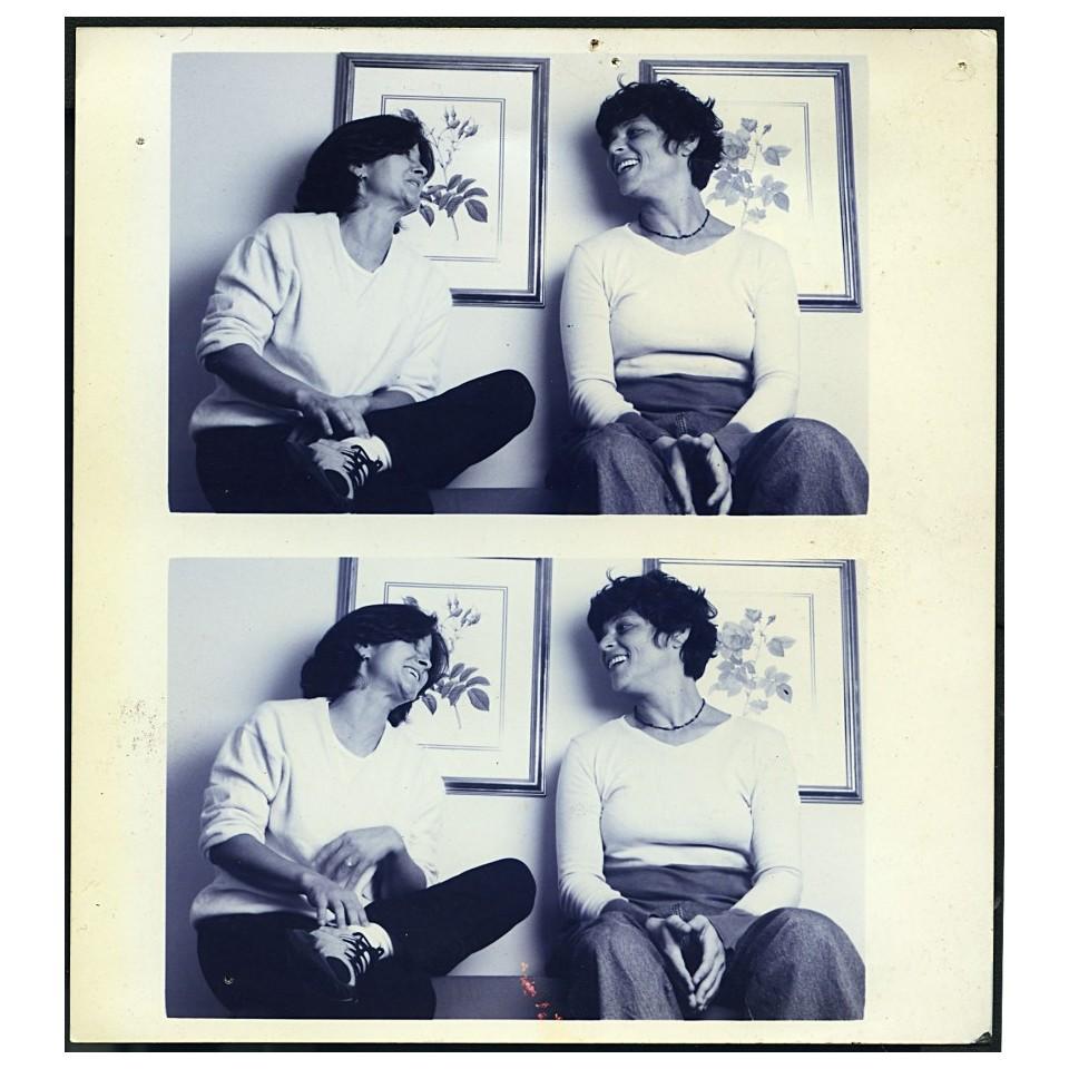 Com Cássia Eller, uma das artistas mais interessantes com quem Patrícia já conversou