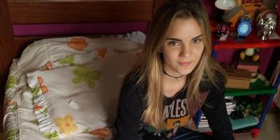 Isadora Faber, 17 anos, e sua força que transforma a educação.