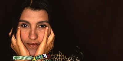 Entrevista com Regina Casé nas Páginas Negras